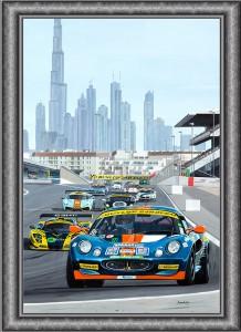 Dubai 24 Hour 2011