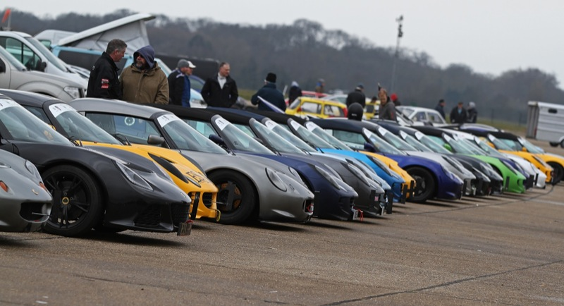 Huge turnout at North Weald - by InMotionImages